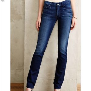 7 For All Mankind   Kimmie Straight Leg Size 29
